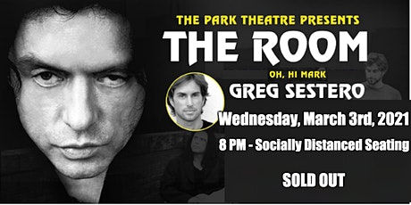 The Room - With Greg Sestero Live - Night 3 tickets