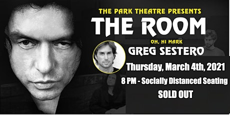 The Room - With Greg Sestero Live - Night 4 tickets