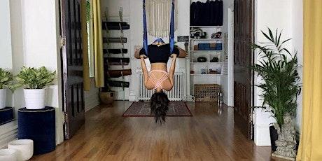Aerial Yoga - Level 1 / Beginner Class tickets