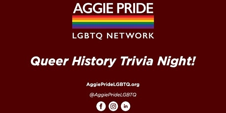 Queer History Trivia tickets
