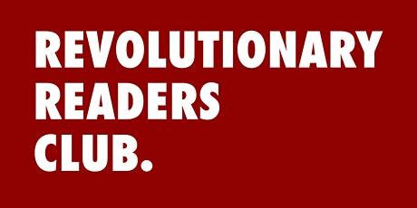 Revolutionary Readers Club Book Meet - 08.10.2020 tickets