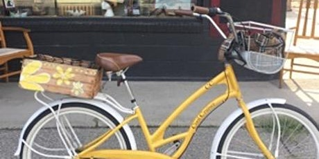PAINT YOUR OWN CRUISER BIKE BOX tickets