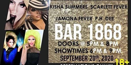 BAR 1868 Drag Show tickets