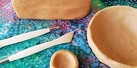 CLAY Session - Bowls - Plates - Figurines tickets