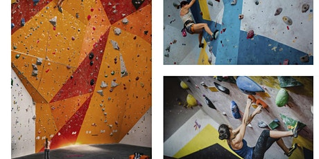 Introduction to Indoor Rock Climbing - Learn to Climb - Time & Date to Suit tickets