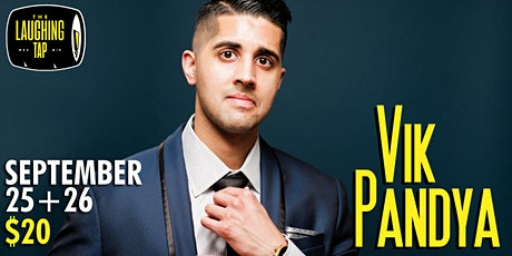 Vik Pandya at The Laughing Tap tickets