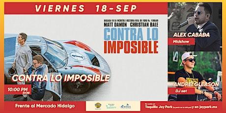 CONTRA LO IMPOSIBLE tickets