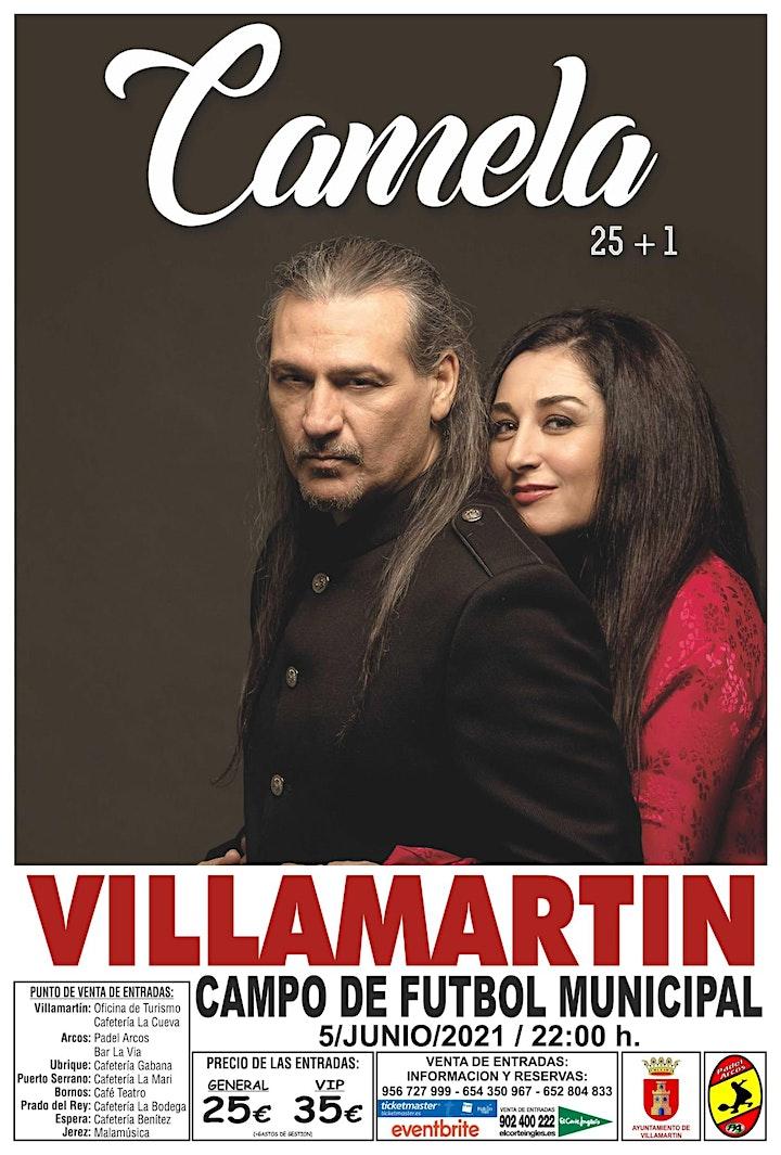 Imagen de CAMELA en Villamartin
