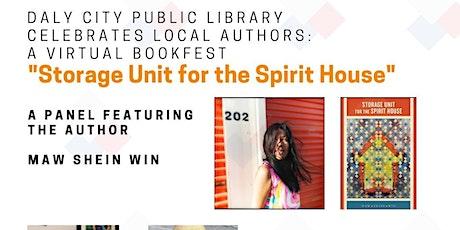 Poetry with Maw Shein Win, Jennifer Hasegawa, Jenny Qi, Audrey T. Wiliams tickets