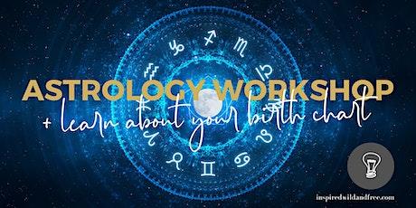 Astrology Workshop tickets