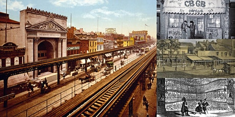 'The Bowery: Rise, Fall, & Resurgence of NYC's Oldest Street' Webinar tickets