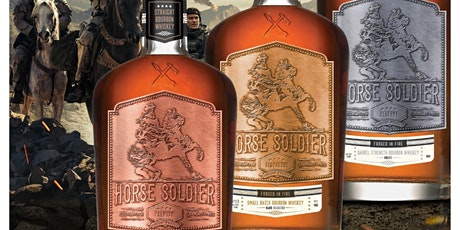 Horse Soldier, Whiskey & War Stories tickets