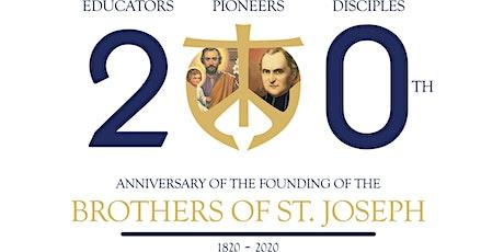 Brothers of St. Joseph 200th Anniversary Webinar Series tickets