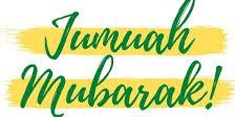 CVIC Jumuah Prayer 9/18 tickets