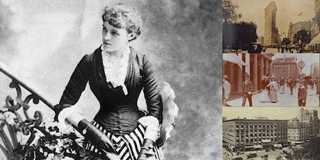 'Edith Wharton's New York: Exposing NYC's Gilded Age Elite Society' Webinar tickets
