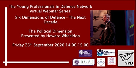 Six Dimensions of Defence - The Next Decade tickets