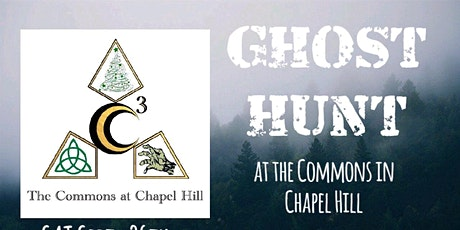 Overnight Ghost Hunt at The Commons tickets