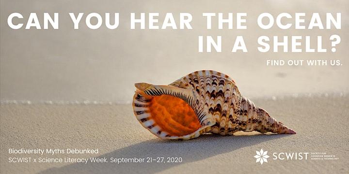 SCWIST x Science Literacy Week: Biodiversity Myths Debunked! image