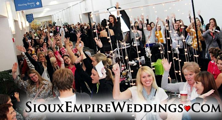 Sioux Empire Wedding Showcase   November 28th, 2021 image