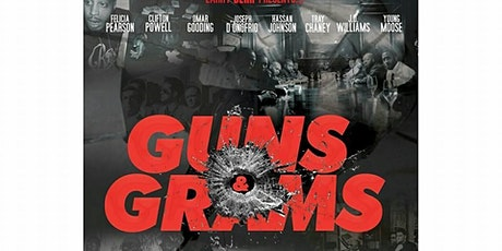Guns and Grams .... AMC Theater at Security Square 8 tickets