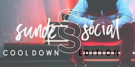Sundé Social - Cool Down Edition tickets