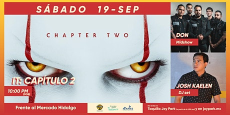 IT: CAPITULO 2 tickets