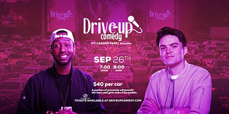 Drive Up Comedy Presents James Davis! tickets