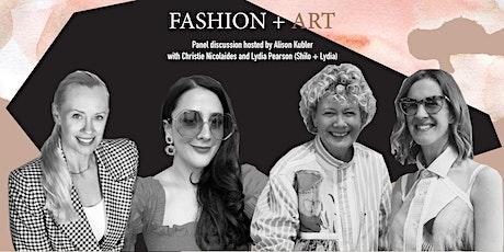 Fashion + Art Forum with Alison Kubler @ Breakfast Creek Lifestyle Precinct tickets