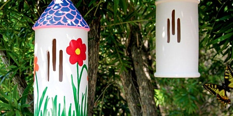 School Holidays Spring 2020: Butterfly House Decorating tickets
