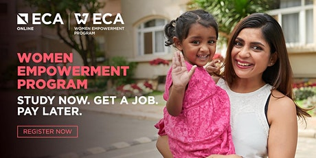 FREE Career Event at ECA - Women Empowerment Program (WEP) tickets