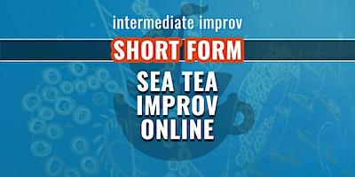 Intermediate Improv: Short Form