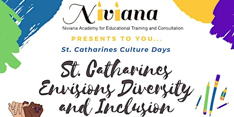 St. Catharines Envisions Diversity and Inclusion tickets
