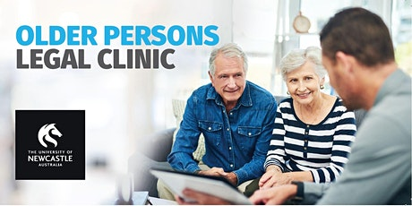 Older Persons Legal Clinic Launch tickets