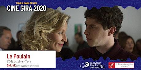 Cine Gira 2020: Le Poulain tickets