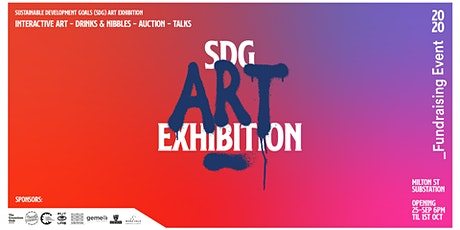 SDG Art Exhibition tickets