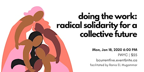 Radical Solidarity For A Collective Future (Webinar) tickets