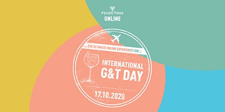 Celebrate International Gin & Tonic Day with Fever-Tree Online tickets