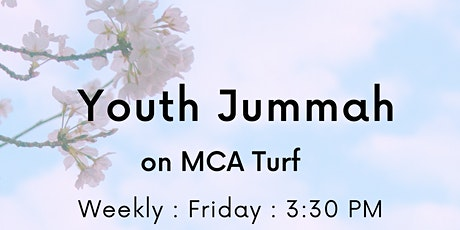 Youth Jumaa! tickets