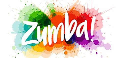 Zumba Outdoor Block Party! tickets