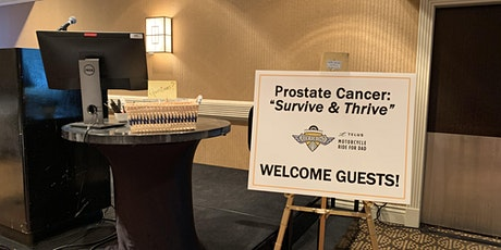 "Prostate Cancer: ""Survive and Thrive"" (8th Annual Symposium) tickets"