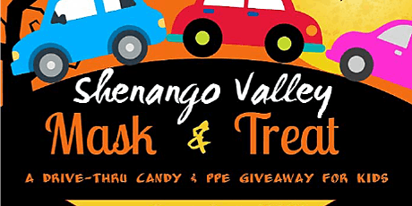Shenango Valley Mask & Treat 2020 tickets
