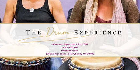 The Drum Experience tickets