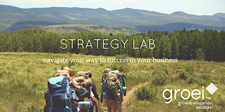 Strategy Lab - 22 October 2020 tickets