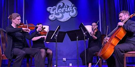Atoka String Quartet live at Gloria's tickets
