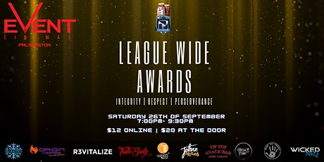 Next Tier Esports - League Wide Awards 2020 tickets