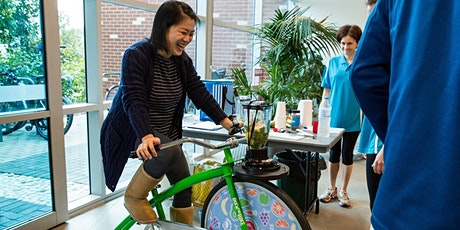 Pedal Powered Smoothies (for young people aged 12-25) tickets
