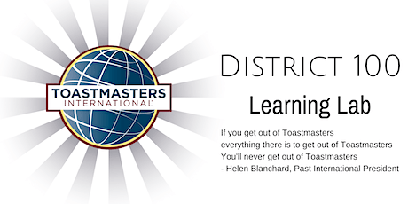 District 100 Virtual Learning Lab - October 4, 2020 tickets