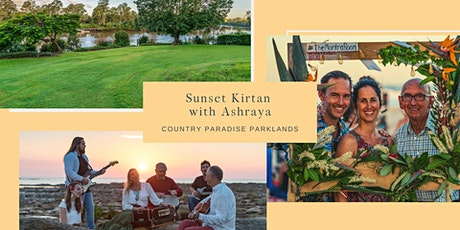 Sunset Kirtan with Ashraya tickets