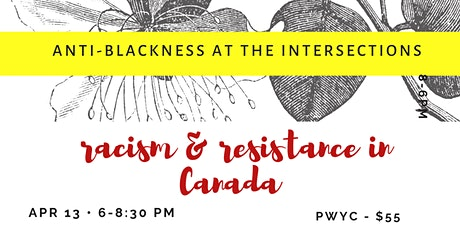 Anti-Blackness at the Intersections (Webinar) tickets