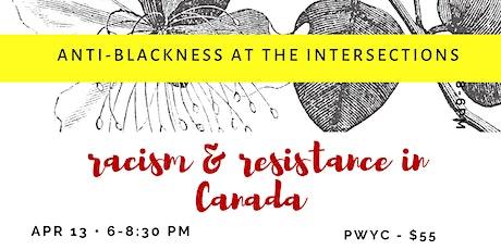 Anti-Blackness at the Intersections (Webinar)